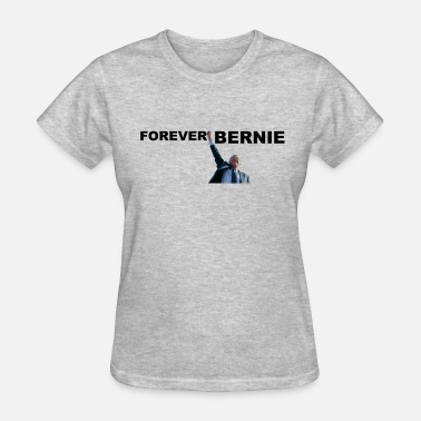 The Struggle Continues Forever-Bernie-Sanders-t-shirt-not-me-us - Women's T-Shirt