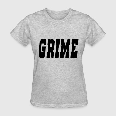 grime - Women's T-Shirt