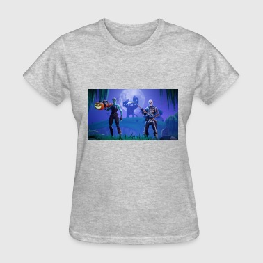 Fort Nite Halloween rare skin special - Women's T-Shirt