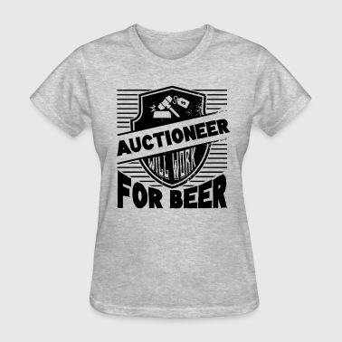 Auctions Auctioneer - Women's T-Shirt