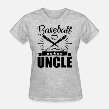 Tank Uncle Baseball Uncle Shirt - Women's T-Shirt