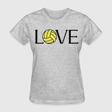 Love Water Water Polo Love - Women's T-Shirt