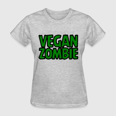 Vegan Zombie - Women's T-Shirt