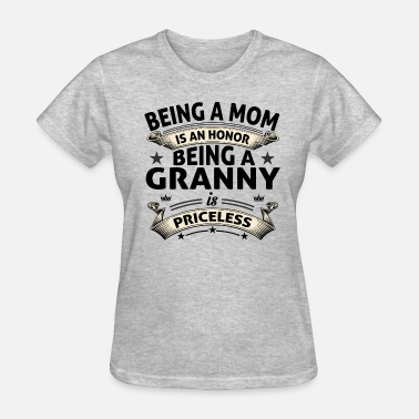 Being Granny BEING A GRANNY - Women's T-Shirt