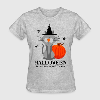 No Scaredy Cats - Women's T-Shirt