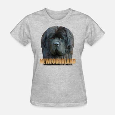 Newfoundland Dog - Women's T-Shirt