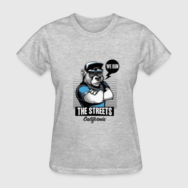 cool bear - Women's T-Shirt