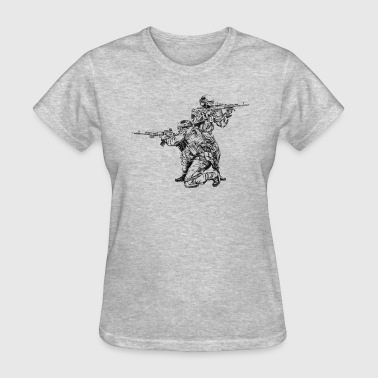 Special Force Special Forces - Women's T-Shirt