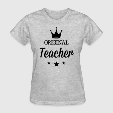 Original teacher - Women's T-Shirt
