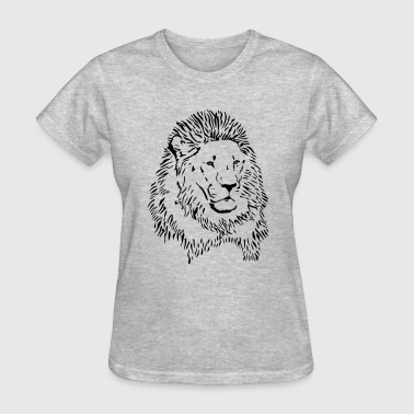 Lion - Africa - Safari - Women's T-Shirt