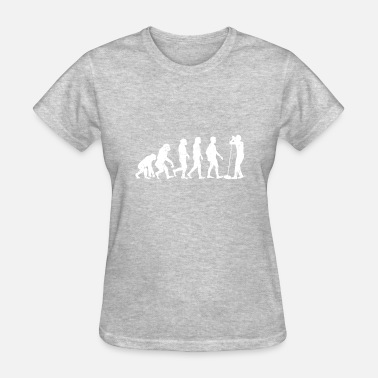 Singer Evolution Band Vocalist Singer Evolution - Women's T-Shirt