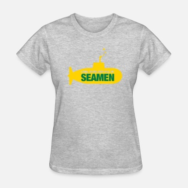Long Hard And Full Of Seamen Long, Hard And Full Of Seamen! - Women's T-Shirt