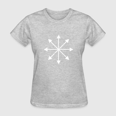 Symbol Of Chaos Chaos Magic | Occult Symbol - Women's T-Shirt
