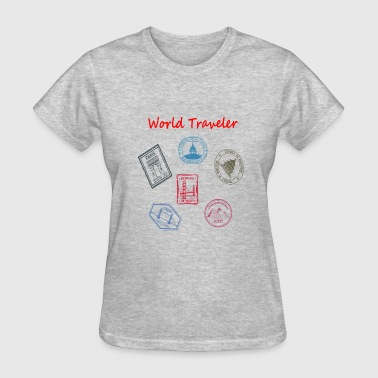 Gift Travel World Traveler Travel Gifts - Women's T-Shirt