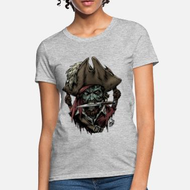 zombiepirate - Women's T-Shirt