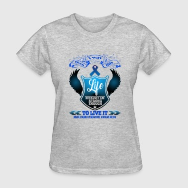 Angelman Syndrome angelman syndrome - Women's T-Shirt