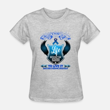 Angelman Syndrome Awareness angelman syndrome - Women's T-Shirt