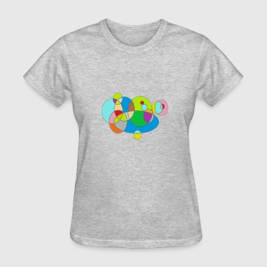 geometric form - Women's T-Shirt