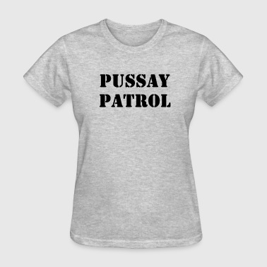 The Inbetweeners Pussay Patrol  - Women's T-Shirt