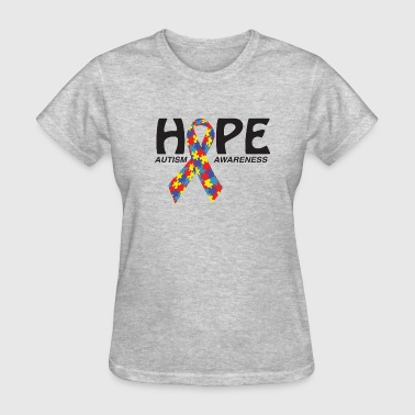 Hope Autism - Women's T-Shirt