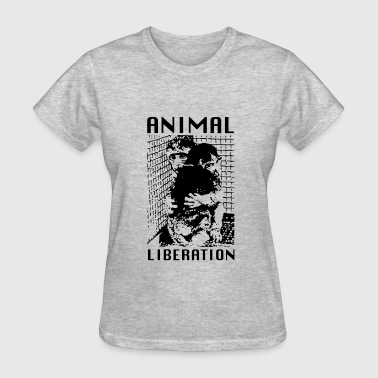 Classical Liberalism Animal Liberation - Women's T-Shirt