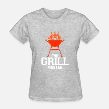 Grill Summer Grillmaster Grilling Grill BBQ Summer Gift Idea - Women's T-Shirt