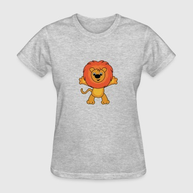 lion wilderness wildlife - Women's T-Shirt