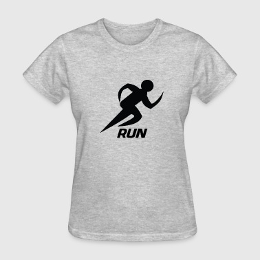 Runner - Women's T-Shirt