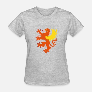 Winged Lion - Women's T-Shirt