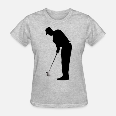 Handicap Golf, Golfer,Golf Player,Golf Ball T-shirts - Women's T-Shirt