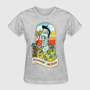 Psychobilly frankaloha - Women's T-Shirt
