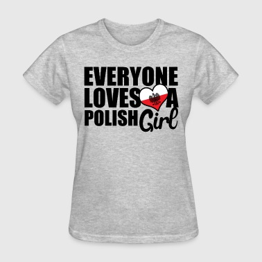 Polish Girl - Women's T-Shirt