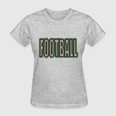 Football - Women's T-Shirt