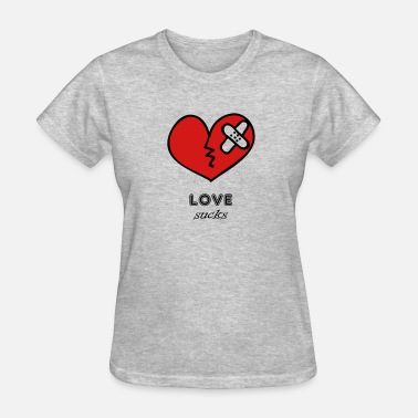 lovesucks - Women's T-Shirt