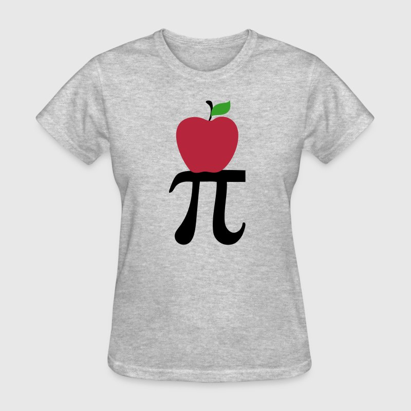 Apple Pi - Women's T-Shirt