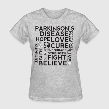 Parkinsons Disease awareness - Women's T-Shirt
