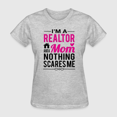Realtor Mom - Women's T-Shirt