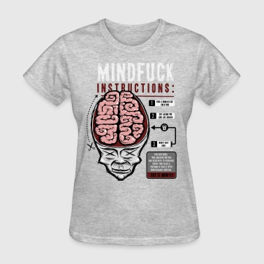 mindfuck - Women's T-Shirt