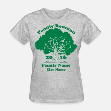 Family Reunion Family Reunion Oak Tree 2016 - Women's T-Shirt