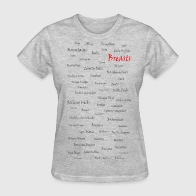Breasts - Women's T-Shirt