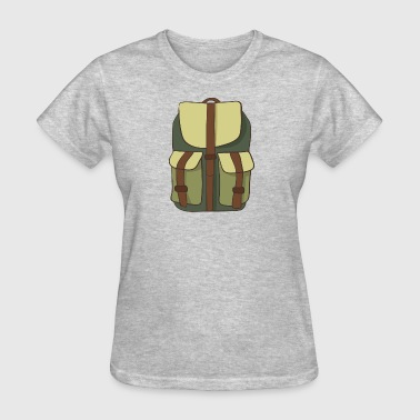 backpacker - Women's T-Shirt