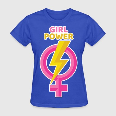 Girl Power - Women's T-Shirt