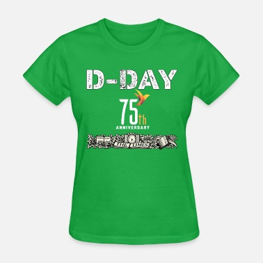 Normandy D-Day 75th Anniversary 1944 - 2019 - Women's T-Shirt