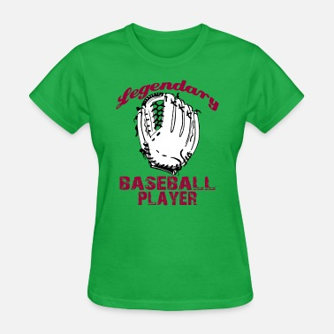 German Baseball Legendary Baseball player sport gift - Women's T-Shirt