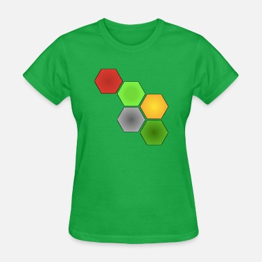 Catan Games Hex of Catan - Women's T-Shirt