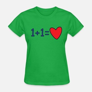 Love Equation Love Equation - Women's T-Shirt