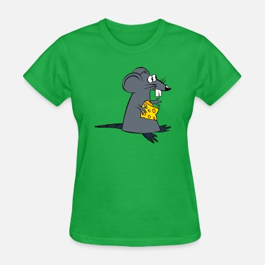 Rat Love rat - Women's T-Shirt