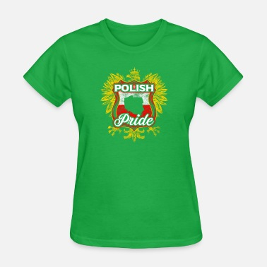 Polish Eagle Polish Pride Polish Eagle - Women's T-Shirt