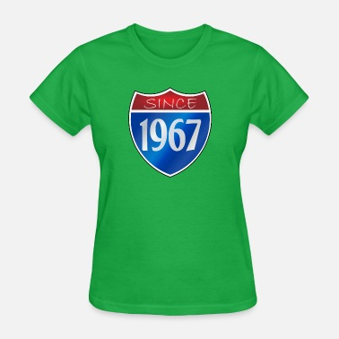 Legend Since 1967 Since 1967 - Women's T-Shirt