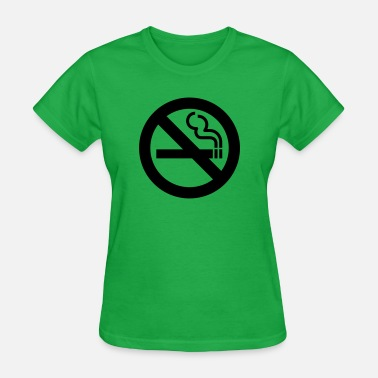Smoking No Smoking - Women's T-Shirt